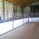Campo de fútbol 3x3 Industrias Loureiro Reis