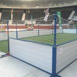 Campo de futbol 3x3 Industrias Loureiro Reis